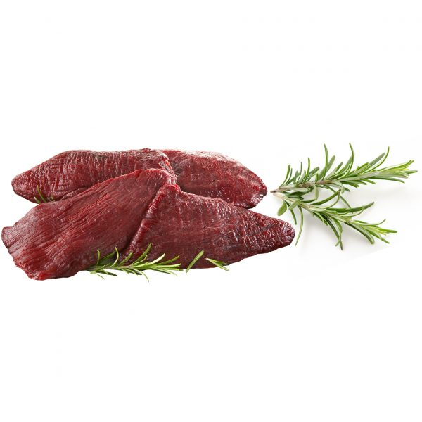 Straußenfleisch